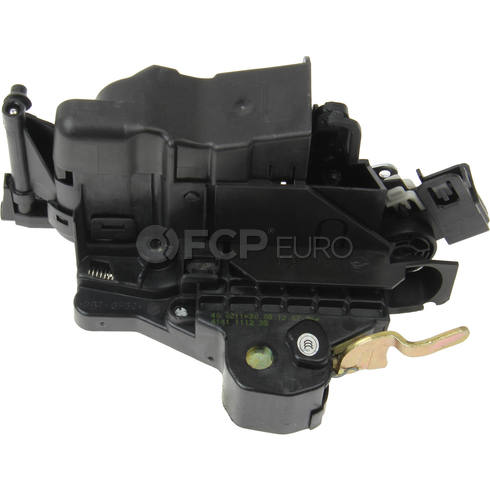 Mercedes Door Lock Actuator Motor Front Left (CLK320 CLK430 CLK55 AMG) - Genuine Mercedes 2087200135