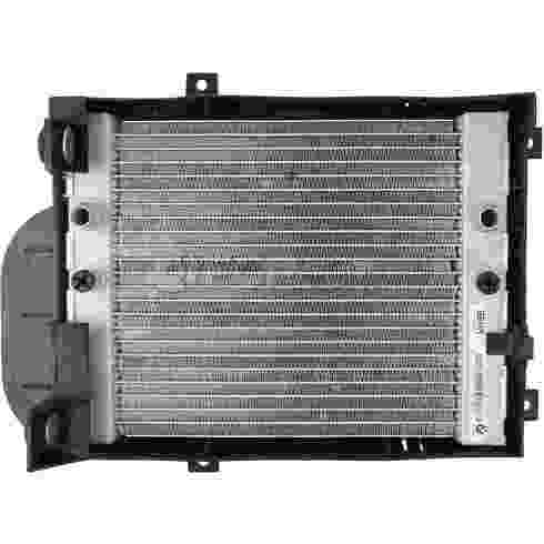 BMW Radiator (X6 X5) - Genuine BMW 17117586544