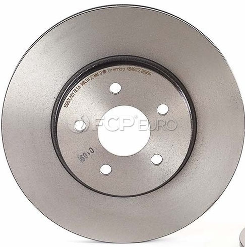 Jaguar Brake Disc (X-Type) - Brembo C2S35270