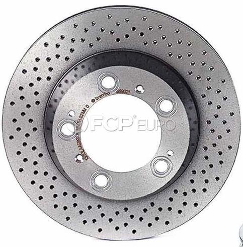 Porsche Brake Disc (Boxster Cayman) - Brembo 98735240301