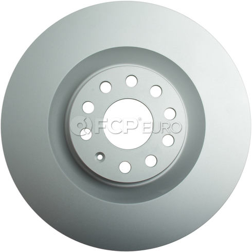 VW Brake Disc 345mm - Meyle 1K0615301M
