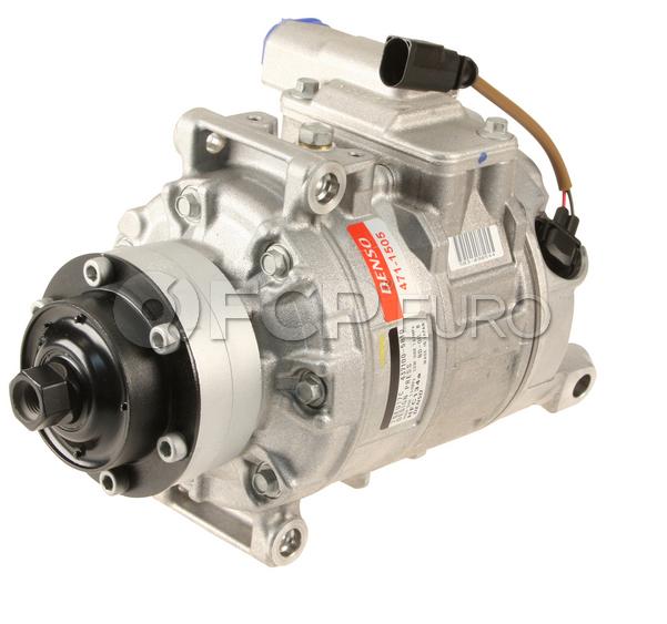 Audi VW A/C Compressor - Denso 4F0260805AH
