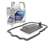 Mercedes 722.9 Transmission Service Kit - Pentosin 7229ERLYSK1