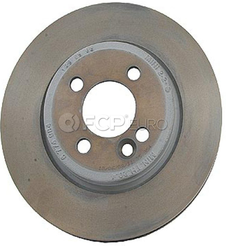 MINI Brake Disc - Genuine MINI 34116774984