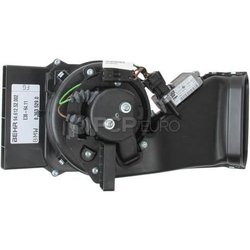 BMW HVAC Blower Motor - Genuine BMW 64118363529