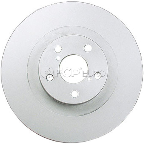 Subaru Brake Disc Front - Meyle 40449044