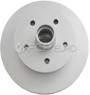 VW Brake Disc (Transporter) - Meyle 40454016