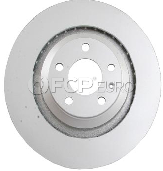 Audi VW Brake Disc - Meyle 4F0615601F