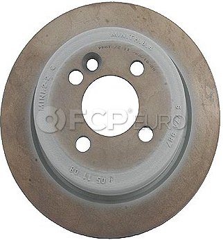 MINI Brake Disc - Genuine MINI 34216774987