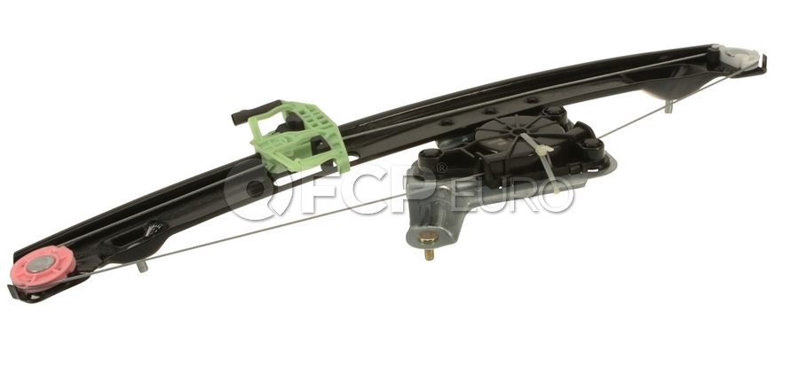 BMW Window Regulator Rear Left (E90 E91) - OEM Supplier 51357140589