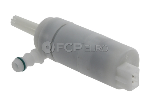 Volvo Washer Pump (XC90) - Genuine Volvo 30663273