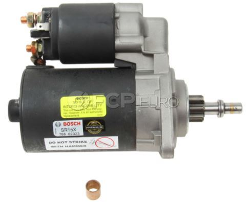 Starter Motor - Bosch - SR15X