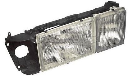Volvo Headlight Assembly Left (760 940 960) Genuine Volvo 1358540