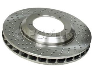 Porsche Brake Disc (911) - Zimmermann 93035104702