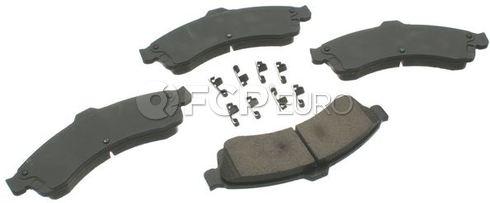 Saab Brake Pad Set (9-7x) - Akebono ACT882