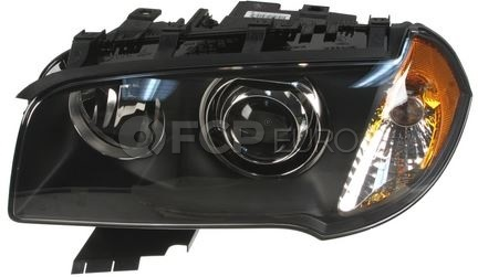 BMW Headlight Assembly w/o Adaptive Left (X3 E83) - Magneti Marelli 63123418397