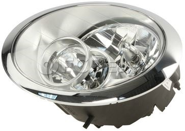 Mini Headlight Assembly Left (Cooper) - Magneti Marelli 63127198733