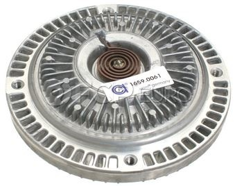 Audi Cooling Fan Clutch - ACM 4A0121350B