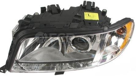 Audi headlight Assembly Left (A8 Quattro S8) - Magneti Marelli 4D0941003BE