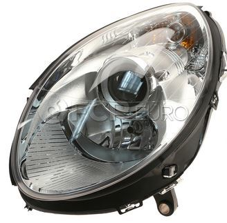 Mercedes Headlight Assembly Left (R320 R350 R500) - Hella 2518200361