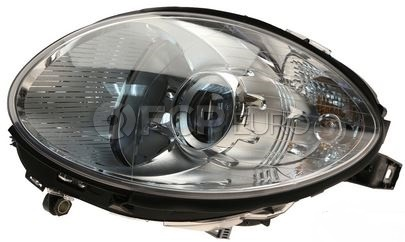 Mercedes Headlight Assembly Right (R320 R350 R500) - Hella 2518200461