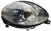 Mercedes Headlight Assembly - Hella 2518200461