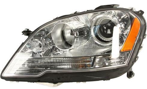 Mercedes Headlight Assembly Left (ML320 ML350 ML550 ML63) - Hella 1648207561