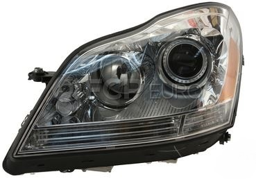 Mercedes Headlight Assembly Left (GL320 GL 450 GL550) - Hella 1648203561