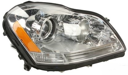 Mercedes Headlight Assembly Right (GL320 GL 450 GL550) - Hella 1648203661