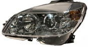 Mercedes Headlight Assembly Left - Magneti Marelli 2048200761