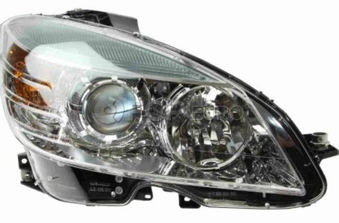Mercedes Headlight Assembly Right - Magneti Marelli 2048200861
