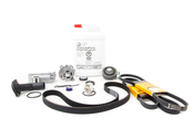 VW Timing Belt Kit & G13 Coolant - Graf / Contitech 524582