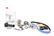 Audi VW Timing Belt Kit & G13 Coolant (Gates Heavy Duty Belt) - 524583