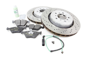 BMW Brake Kit - M3ZCPFRONTBRAKEKIT2
