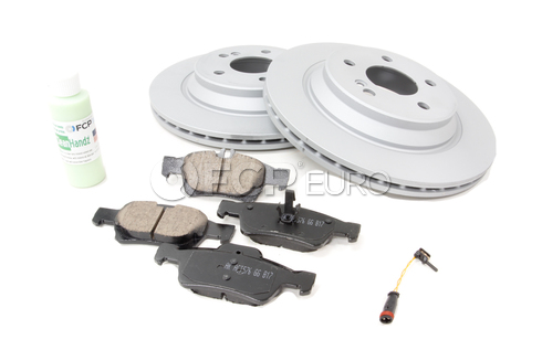 Mercedes Brake Kit Rear (S430 S500 4Matic) - Zimmerman W2204MRBK
