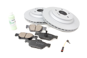 Mercedes Brake Kit - Zimmermann W2204MRBK