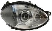 Mercedes Headlight Assembly - Hella 2518201561