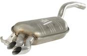 Mercedes Exhaust Muffler - Ansa 1244910400