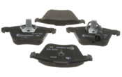Audi VW Brake Pad Set - ATE 8J0698151F