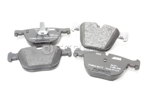 BMW Brake Pad Set - Genuine BMW 34212284296