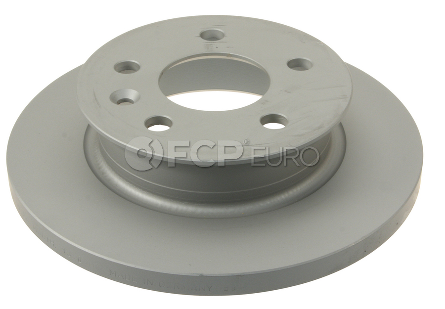 VW Brake Disc - Zimmermann Sport 357615601