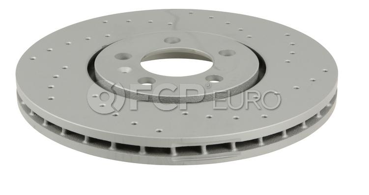 VW Brake Disc - Zimmermann Sport 3A0615301A