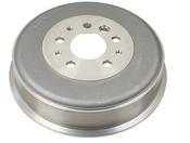 VW Brake Drum - Zimmermann 701609617