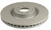 Saab Brake Disc - Zimmermann 93188445