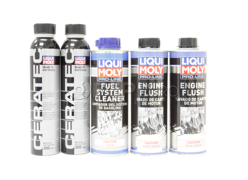 6 Cylinder Additive Kit (Step 1) - Liqui Moly LMK0003