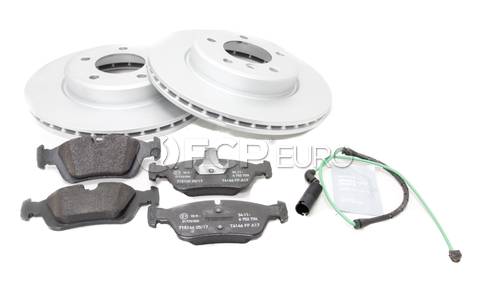 BMW Brake Kit - Genuine BMW 34116855152KTF5
