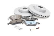 Mercedes Brake Kit - Zimmermann 515831