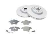 Audi VW Brake Kit - Zimmermann/Pagid KIT-512532