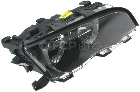 BMW Halogen Headlight Assembly Right - Magneti Marelli 63126904280
