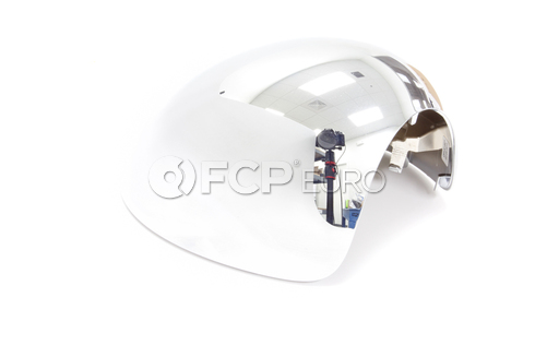 Mini Cooper Mirror Cover Right Chrome - Genuine Mini 51162753670